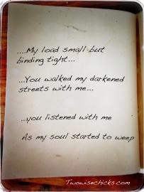 p's poem extract